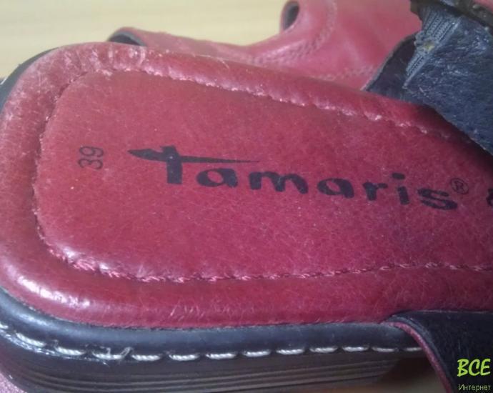 Tamaris босоножки 39р.
