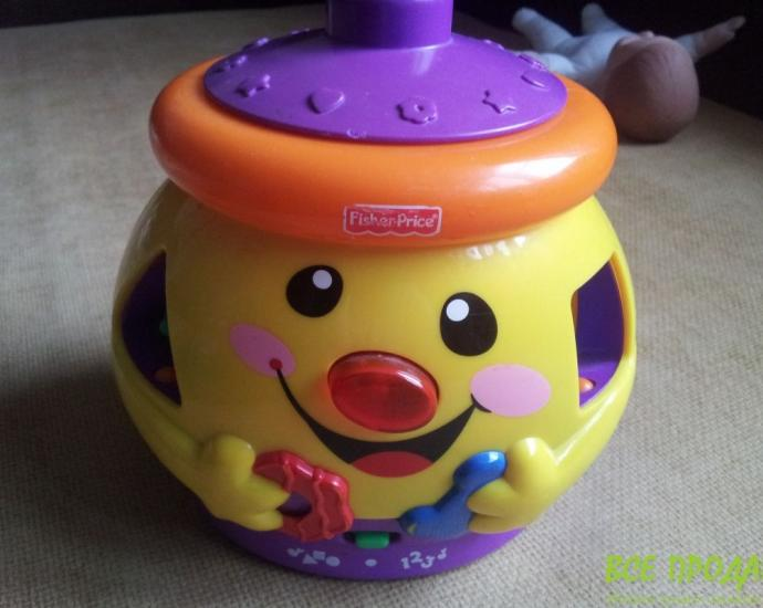 горшечок  fisher price