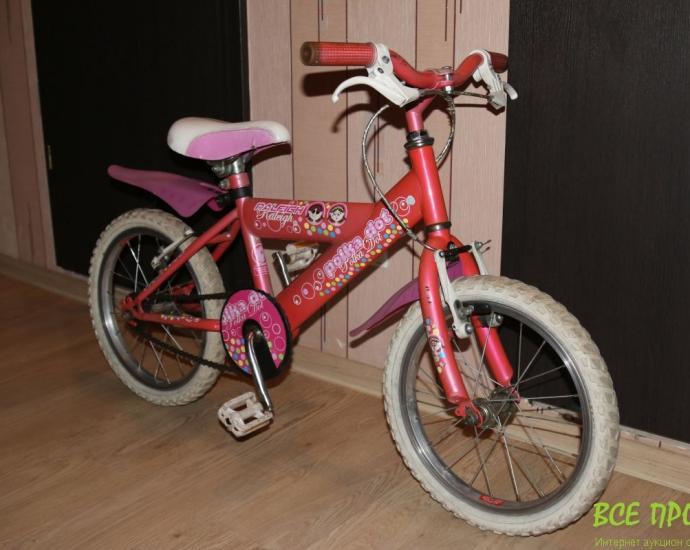 Велосипед Raleigh POLKA DOT 16