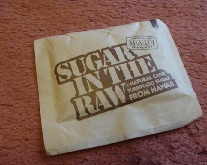 Пакетики с сахаром № 52-60