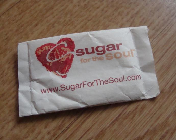 Пакетики с сахаром № 147-170