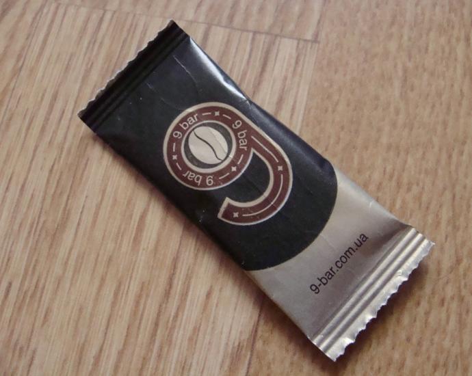 Пакетики с сахаром № 375- 391
