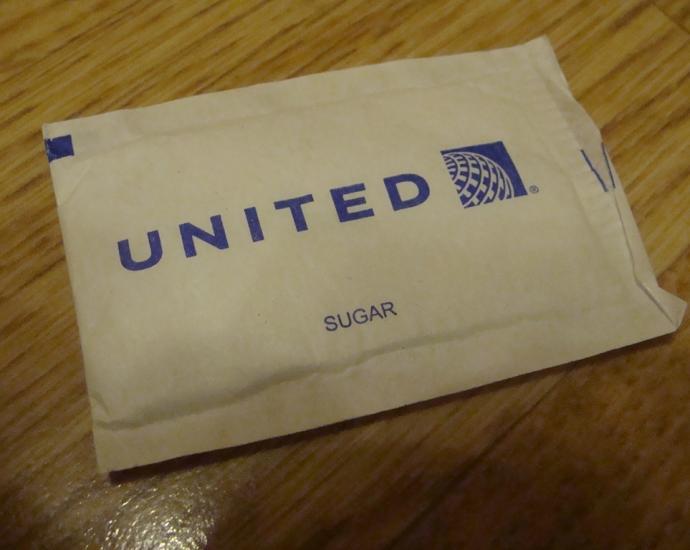 Пакетики с сахаром № 817 -823