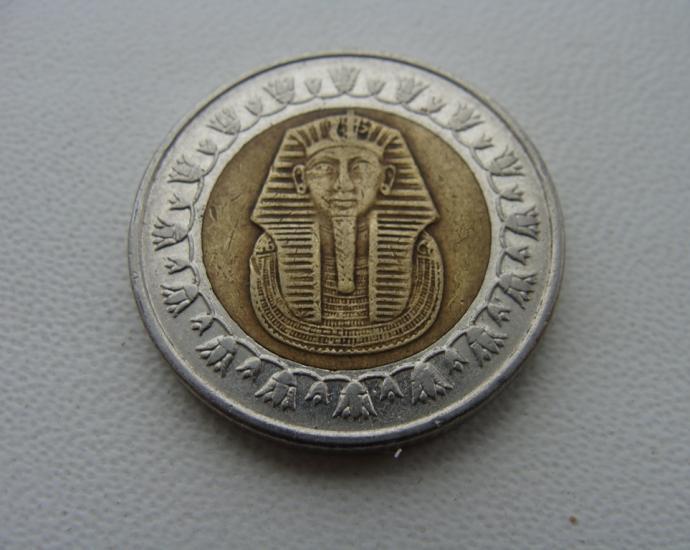 1 фунт . Египет