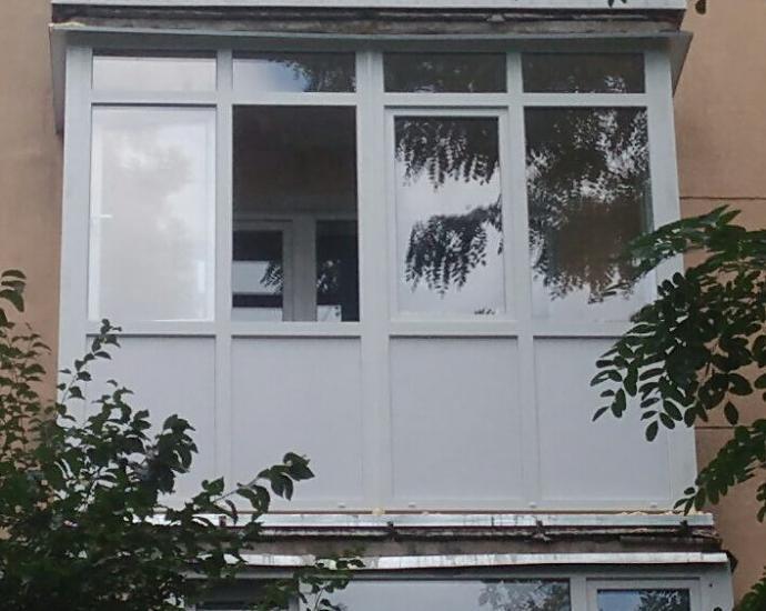 Вікно металопластикове WDS 3 камери, 1350мм на 1500мм, ціна 2770 грн