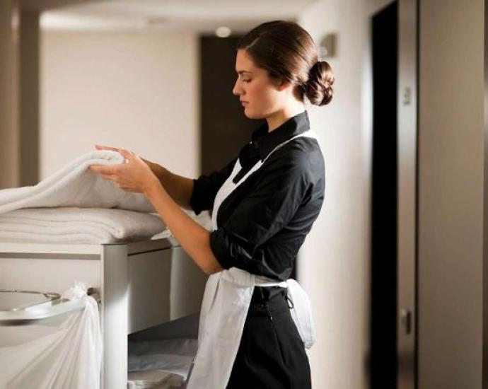 Работники отелей/повара