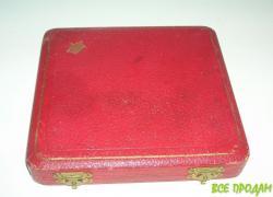 Коранационные ложки 1936 года. Серебро. Позолота. Англия
