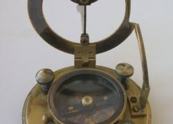 Компас с солнечными часами Gilbert & Sons London