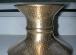 Подсвечник, старинный бронза, Германия!