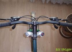 Продам велосипед FORT Adrenalin DD