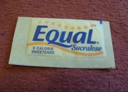 Пакетики с сахаром № 1-8