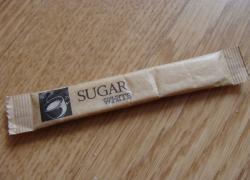 Пакетики с сахаром № 100-110