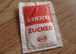 Пакетики с сахаром № 206 - 218