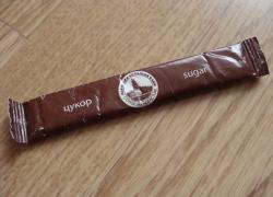 Пакетики с сахаром № 320- 360