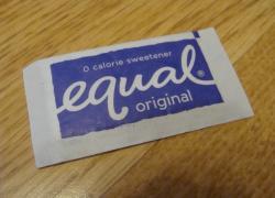 Пакетики с сахаром № 803 -815