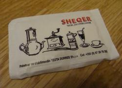 Пакетики с сахаром № 906-910