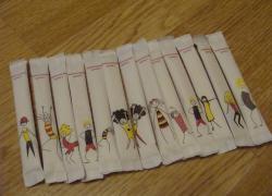 Пакетики с сахаром № 950 Остатки одним лотом