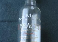 Бутылочки в коллекцию. 0, 05 л.  Пустая. №1