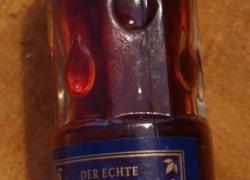 Бутылочки в коллекцию. 0, 02 л.  Запечатана . № 5