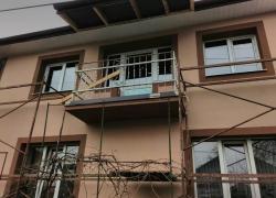 Вікно металопластикове WDS 3 камери, 1350мм на 1170мм, ціна 2180 грн